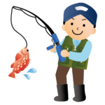 釣り指導員
